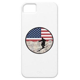 Coques iPhone 5 Case-Mate Ski Amérique