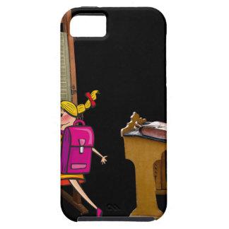 Coques iPhone 5 Case-Mate stupéfaction d'école