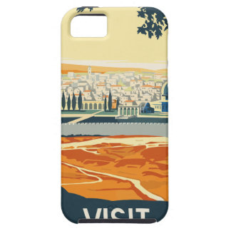 Coques iPhone 5 Case-Mate Voyage vintage Palestine