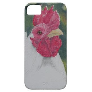 Coques iPhone 5 Coq blanc