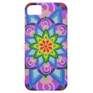 Coques iPhone 5 Couche Cellulaire Personnalisée Mandala