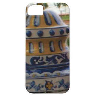 Coques iPhone 5 dôme des bleus de fantaisie