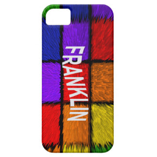 COQUES iPhone 5 FRANKLIN