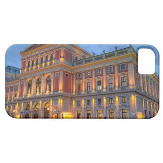 Coques iPhone 5 Grand hall de saucisse Musikverein, Vienne,
