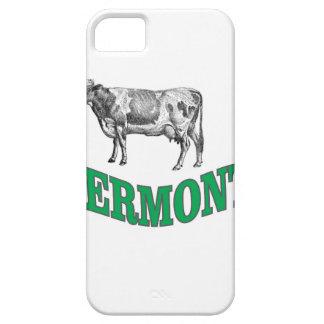 Coques iPhone 5 le Vermont vert