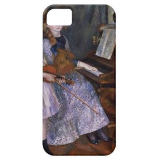 Coques iPhone 5 Pierre un Renoir   les filles de Catulle Mendes
