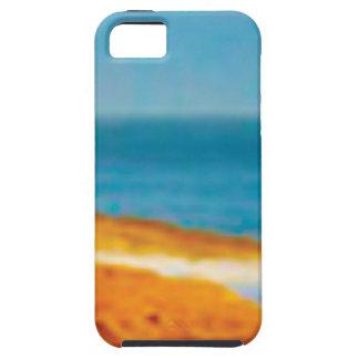 Coques iPhone 5 plage sablonneuse de désert