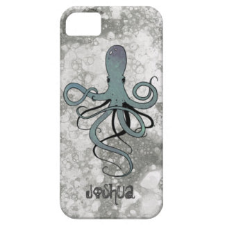 Coques iPhone 5 Poulpe sous-marin