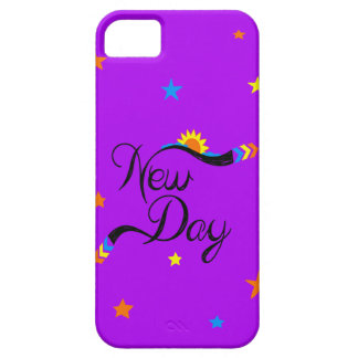 Coques iPhone 5 Purple star