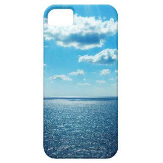 Coques iPhone 5 Rayons au-dessus de la mer