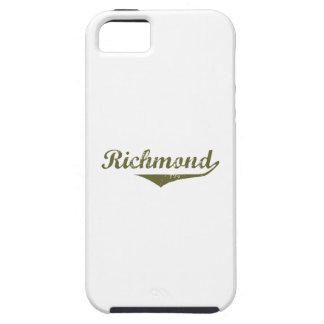 Coques iPhone 5 Richmond