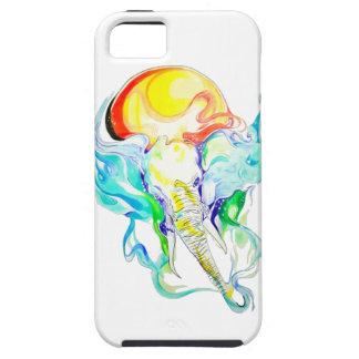 Coques iPhone 5 soleil d'éléphant