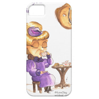 Coques iPhone 5 Tea Time Wicked Witches