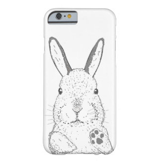 Coques iphone personnalisables de lapin coque barely there iPhone 6