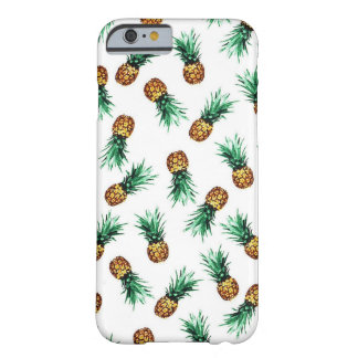Coques iphone vintages d'ananas