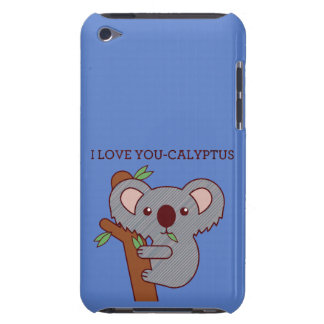 Coques iPod Touch Je t'aime caliptus