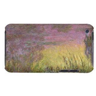 Coques iPod Touch Nénuphars de Claude Monet   au coucher du soleil
