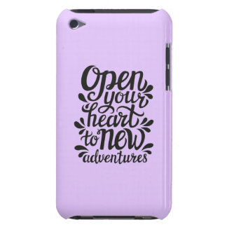 Coques iPod Touch Ouvrez votre coeur à de nouvelles aventures