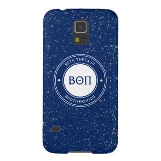 Coques Pour Galaxy S5 Bêta insigne du thêta pi |