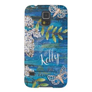 Coques Pour Galaxy S5 Caisse personnalisée de téléphone avec des mites