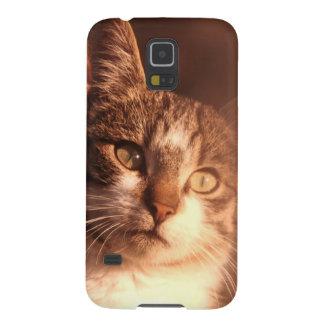 Coques Pour Galaxy S5 Chat réfléchi