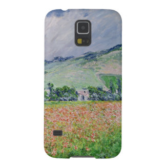 Coques Pour Galaxy S5 Claude Monet | le champ de pavot près de Giverny,