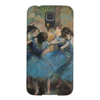 Coques Pour Galaxy S5 Danseurs d'Edgar Degas   dans le bleu, 1890