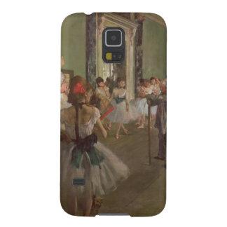 Coques Pour Galaxy S5 Edgar Degas   la classe de danse, c.1873-76