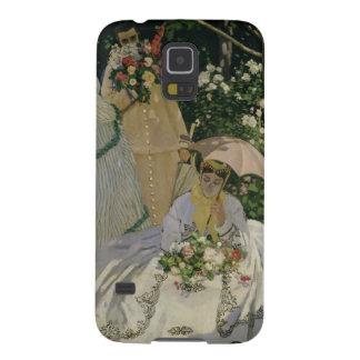 Coques Pour Galaxy S5 Femmes de Claude Monet | dans le jardin