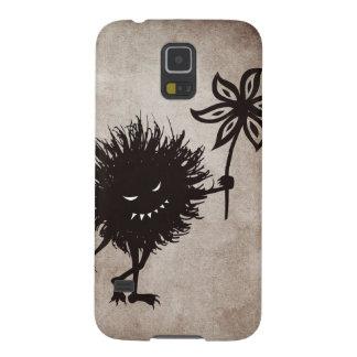 Coques Pour Galaxy S5 L'insecte mauvais vintage donne la fleur