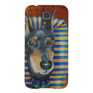 Coques Pour Galaxy S5 Manchester Terrier Egyption Pharoah