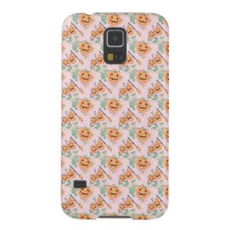 Coques Pour Galaxy S5 Motif orange mignon de Halloween