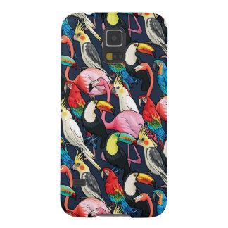 Coques Pour Galaxy S5 Oiseaux exotiques