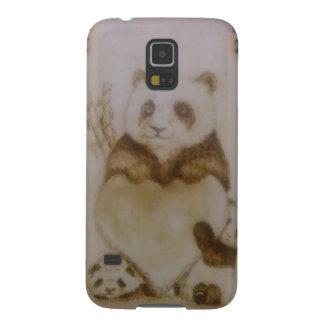 Coques Pour Galaxy S5 Pandas affectueux