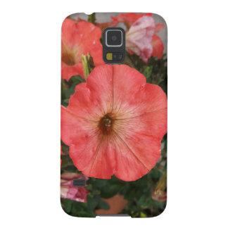 Coques Pour Galaxy S5 Pétunia rose