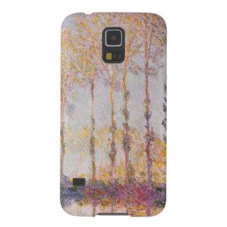 Coques Pour Galaxy S5 Peupliers de Claude Monet | sur les banques de
