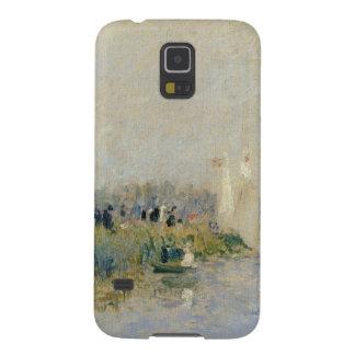 Coques Pour Galaxy S5 Pierre une régate de Renoir | à Argenteuil