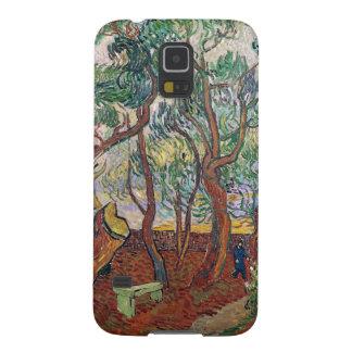 Coques Pour Galaxy S5 Vincent van Gogh | le jardin de l'hôpital de St