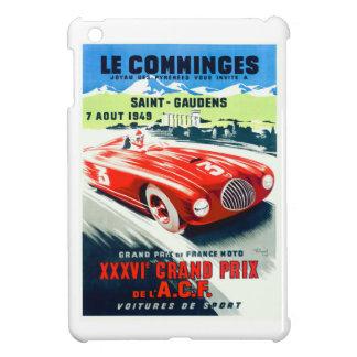 Coques Pour iPad Mini 1949 Français Grand prix emballant l'affiche