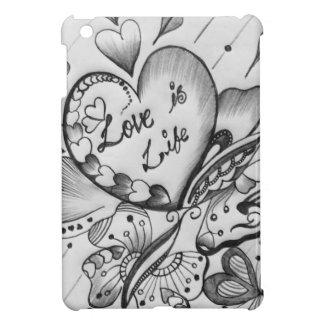 Coques Pour iPad Mini Amour