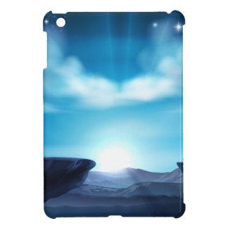 Coques Pour iPad Mini Arrière - plan de lever de soleil de montagne de