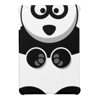 Coques Pour iPad Mini beau heureux de bébé de panda de joie animale
