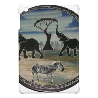 Coques Pour iPad Mini Belle faune élégante de l'Afrique Kenya