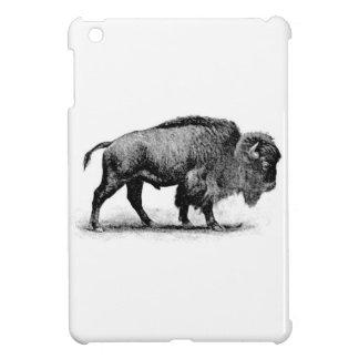Coques Pour iPad Mini bison solitaire