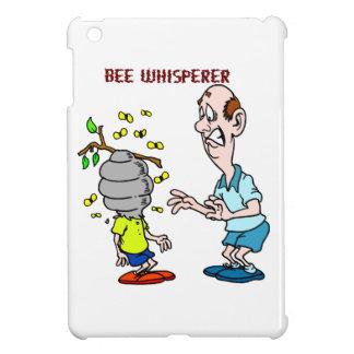 Coques Pour iPad Mini Bourdon de Whisperer d'abeille d'amants d'abeilles