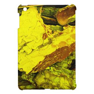 Coques Pour iPad Mini c?ur d'or