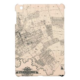 Coques Pour iPad Mini Carte vintage de rincer 1894