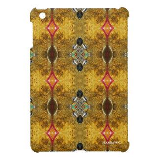 Coques Pour iPad Mini Cas dur brillant d'iPad de HAMbyWG mini - noeud de