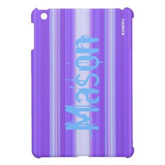 Coques Pour iPad Mini Cas   dur de HAMbyWG - surfer pourpre