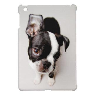 Coques Pour iPad Mini Chiot d'Edison Boston Terrier